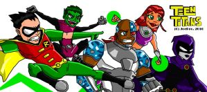 JoeProCEO's Teen Titans Go! by JoeProCeo