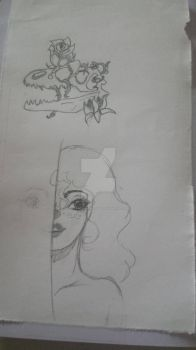 Tattoo Idea + A Book Character by ImmortalNighttime