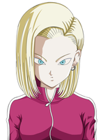Android 18 Dragon ball Super by PaintAnimes