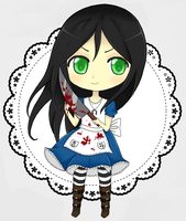 Alice Madness by FedeMidnight