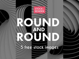 Round and Round: 5 Free Stock Images by Matt-Mills