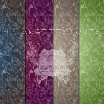 4 LargeTextures by favo123