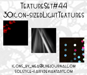 Texture Set 44 - Lights by solstice-fairy