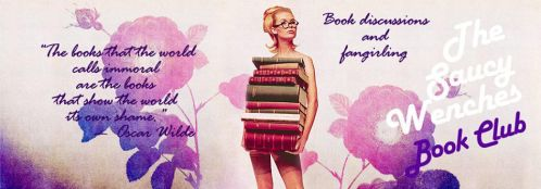 Saucy Wenches Book Club - header by NixTheEverknowing