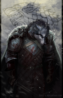 Robb Stark - Game of Thrones by Sevil-s