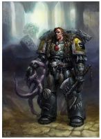 Space Wolves by skor2d