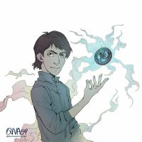 Trollhunters - Jim by Qiva59