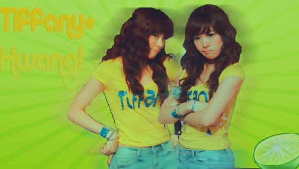 Tiffany Hwang Wallpaper by MyFamous