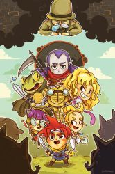 Chrono Trigger by ohmonah