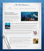 Blue Deep Restaurant by amrtalaat
