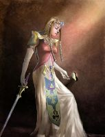 ZELDA- Twilight Princess by EponaN64