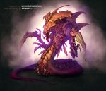 Hydralisk by Muju, painted by me by evilself