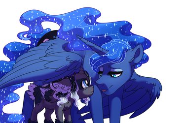 Fear not the Light by Lopoddity