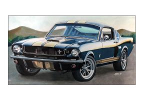ford mustang gt 350 H by Stephen59300