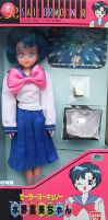 Sailor Moon R Ami Mizuno Doll by aleena
