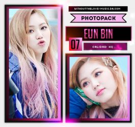 Eun Bin #1 (CLC) |PHOTOPACK| by WithoutTheLove-Music