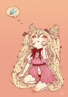 Love for Icecream by Lapin-de-Fou
