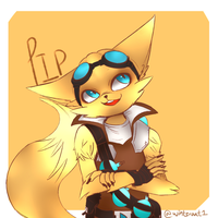 Pip doodle :3 by winterout1