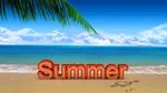 Summer wallpaper by eduard2009