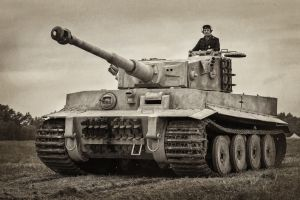 PzKpfw VI Tiger by fly10