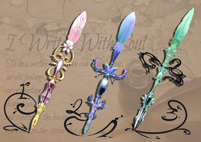Weapon Adoption 29 CLOSED by Forged-Artifacts