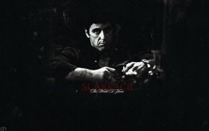 Scarface by ChrisHolley