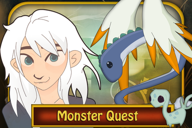Monster Quest shot by sajin0084