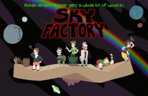 Sky Factory by guavajagular