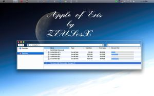 Apple of Eris  for windows 7 by ZEUSosX
