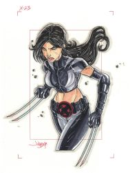 X23 Marker stuff by Jonboy007007