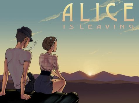 Alice is Leaving by aissatan