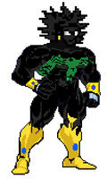 Project SYMBIOTE- Broly by Zelnodi