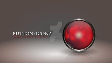 Button or Icon by GraphicsWolf