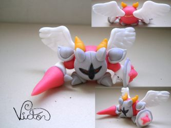 Galacta Knight by VictorCustomizer