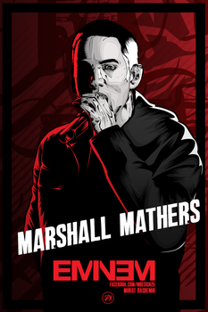 Eminem Vector by MDesign25