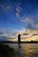 The end of Bangkok by drewhoshkiw