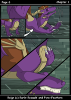 Reign Chapter 1 - Page 6 by Fyre-feathers