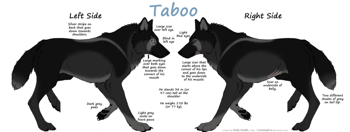 Taboo's Reference by Bri-Lanie