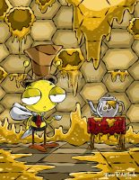 Bee in the Hive - Ryan R. Nitsch by RyanNitsch