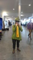 Midlands MCM Expo 2012 - Snuffkin by Hatters-Workshop