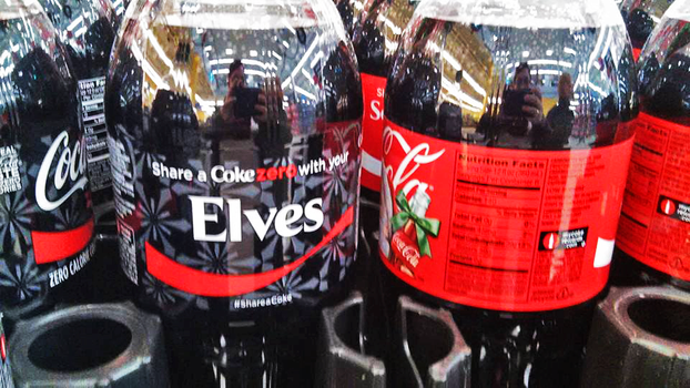Sharing a Coke by ThatTMNTchick
