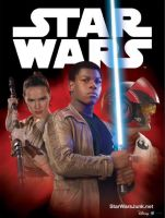 New Star Wars: The Force Awakens promo poster by Artlover67