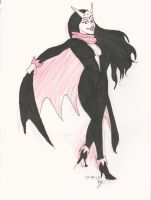 100913 DSC--Lilith: Dracula's Daughter by Asatira