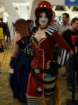 Mad Moxxi Cosplay 1 by ScarlettAmbrose