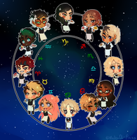 .:Space Waiters:. by MasterOf-Pizza