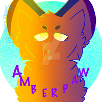 Commission : Amberpaw by PaintedGems