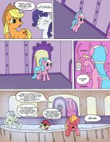 MLP Comic 52: Enjoying Relaxation by Average-00
