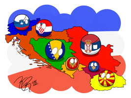 We were part of Yugoslavia by RGR98