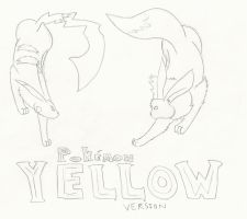 Yellow Version - Monster Mode by GECKO-Nuzlockes
