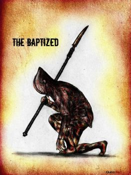 Dark Orchid: The Baptized by Quinn-Red